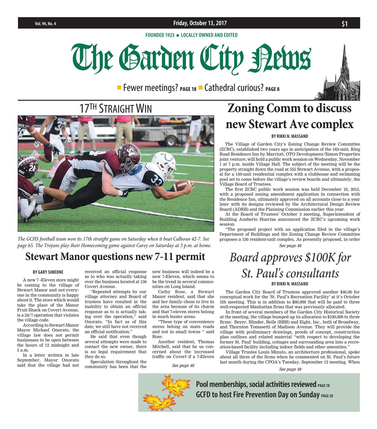 The Garden City News by Litmor Publishing - issuu