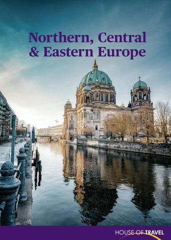 Northern Central & Eastern Europe Brochure 2018