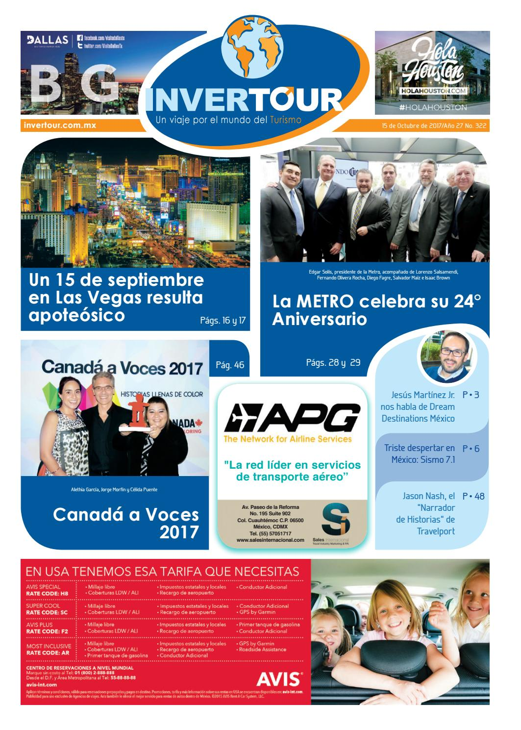 Invertour Octubre 2017 by invertourdigital - issuu