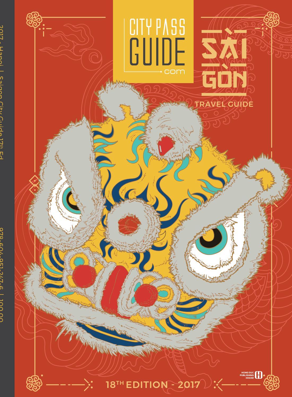 Citypassguide Saigon Hanoi Guidebook 2017 by Citypassguide com - issuu