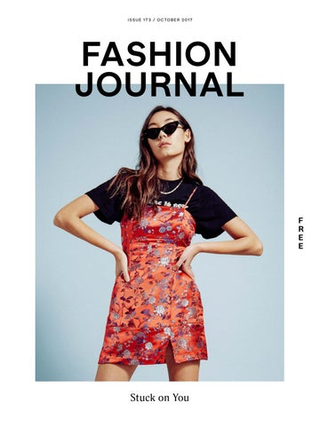 3ee6cad9c5 Fashion Journal 173 by Furst Media - issuu