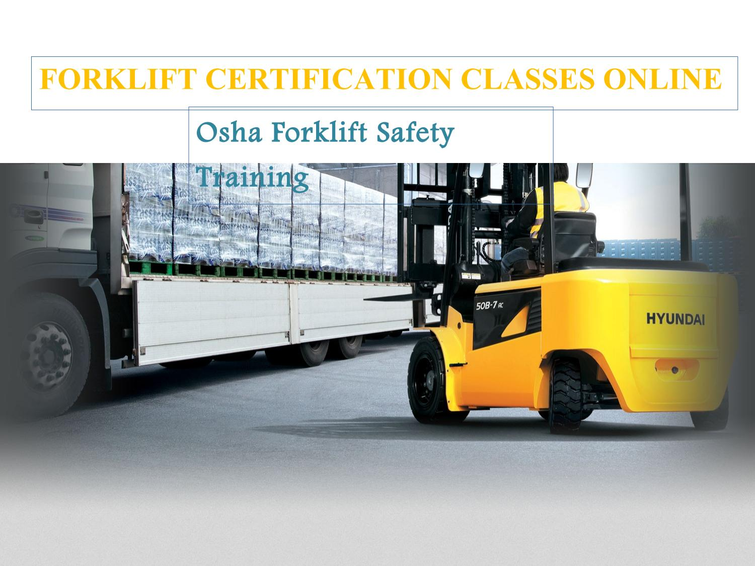 Forklift certification classes online in california by superior forklift certification classes online in california by superior forklift training issuu xflitez Images
