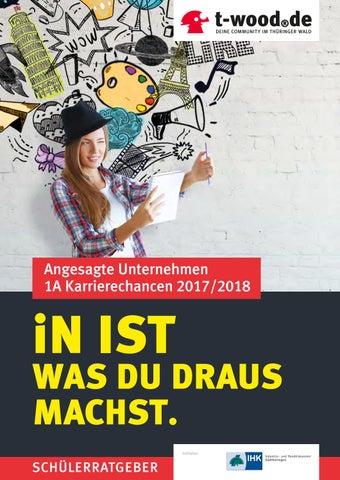 Die Junge Wirtschaft Azubi Atlas 2016 Essen by Patrick Schaab