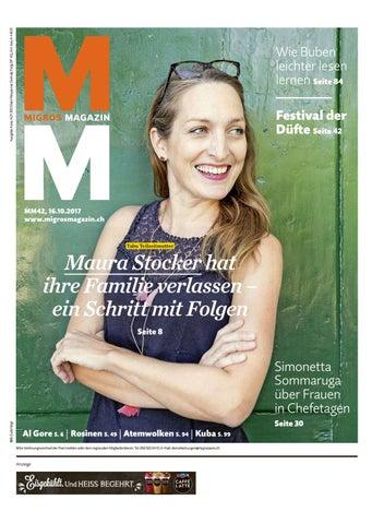migros magazin 42 2017 d aa by migros genossenschafts bund issuu  Stilvoll Mey 123schwarz Unterhemden Herren Online P 396 #10