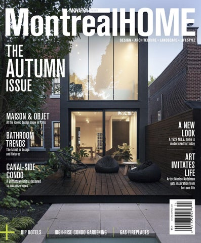 Montreal Home - Autumn 2017 by MovatoHome | Design ▫ Architecture ...