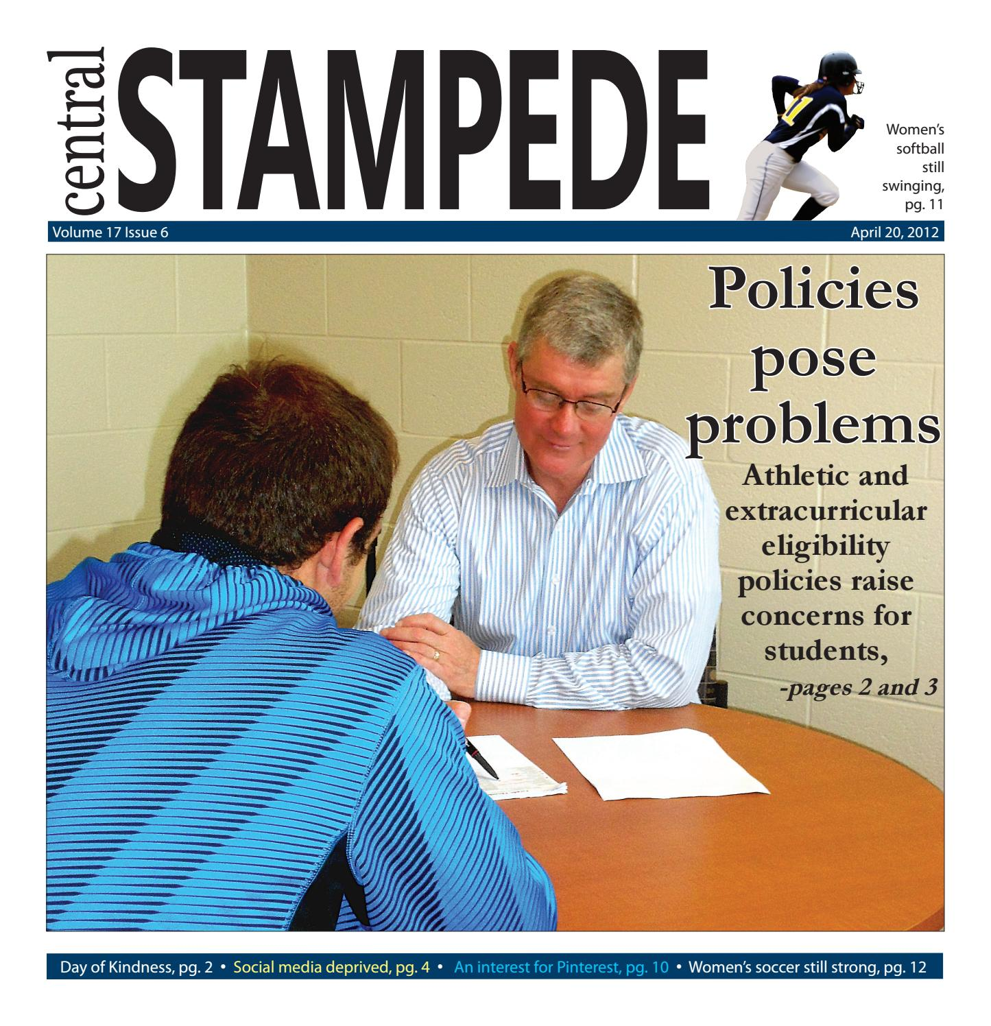 vol 17 issue 6 by central stampede issuu