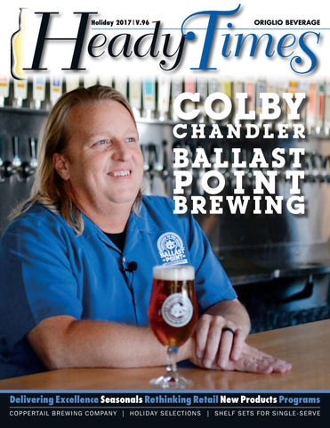 Heady Times Holiday 2017 by Draught Lines - issuu