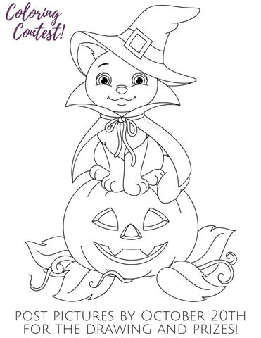 2017 Halloween Kids Coloring Contest by Tiffany Johnson - issuu