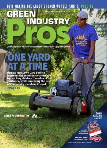 Green Industry Pros +Dealer Service Guide +Snow Pro Sept/Oct