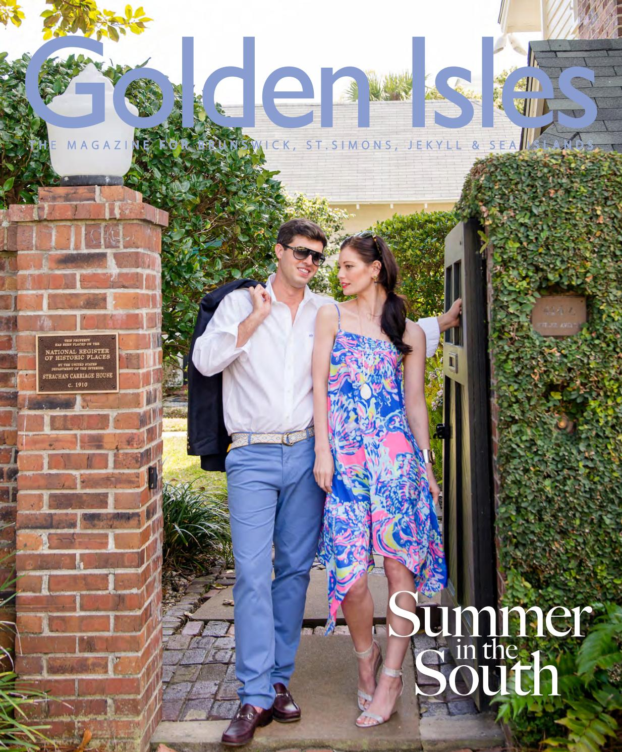 26903313fe May June 2017 by Golden Isles Magazine - issuu