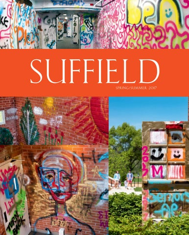 SUFFIELD Spring/Summer 2017 by Suffield Academy - issuu