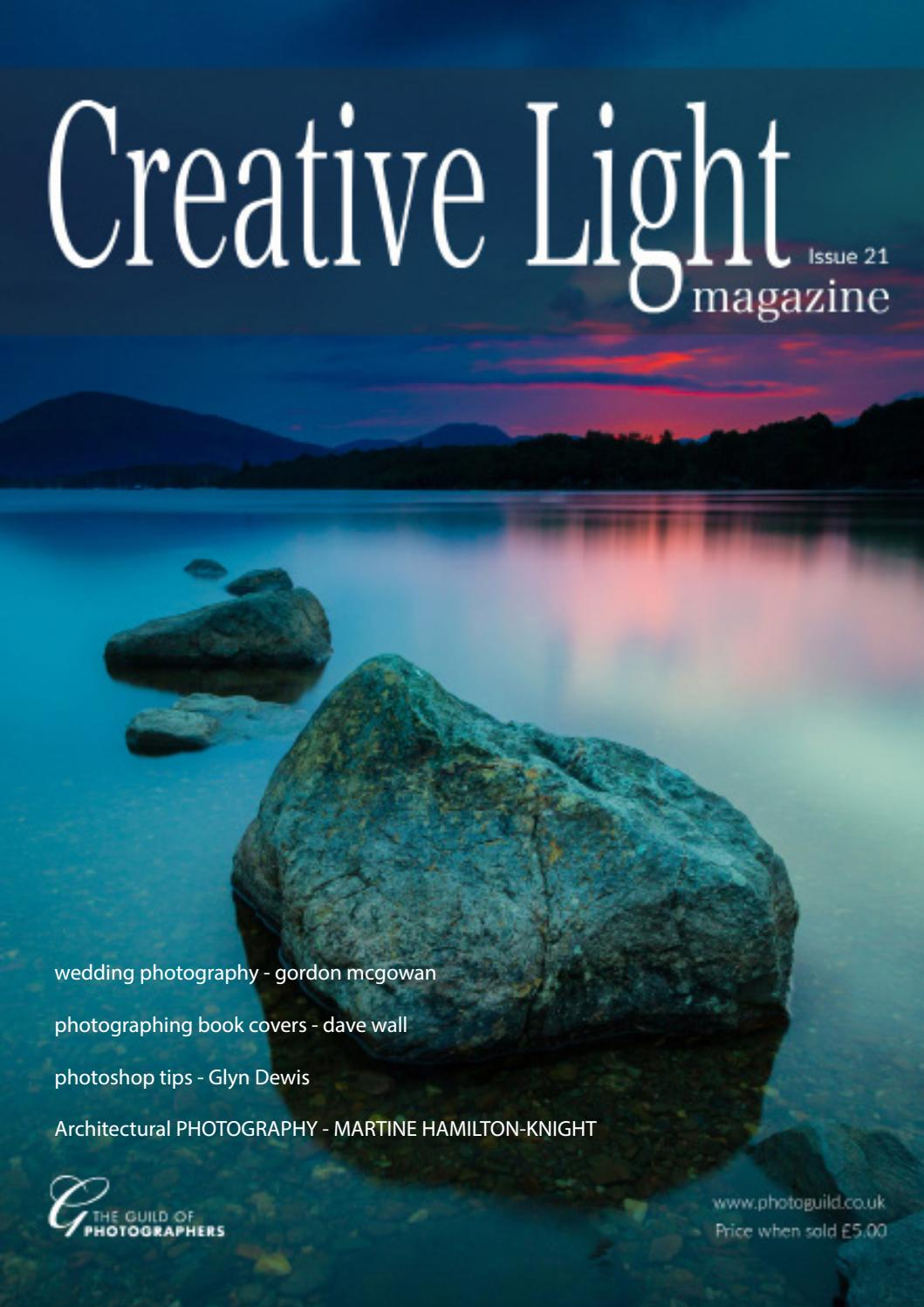 Creative Light - Issue 21 by Guild of Photographers - issuu