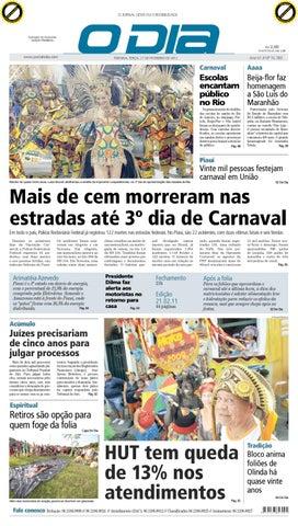 c74f56ef89 Jornal O Dia Nº 16.783 by Portal Academia do Samba - issuu