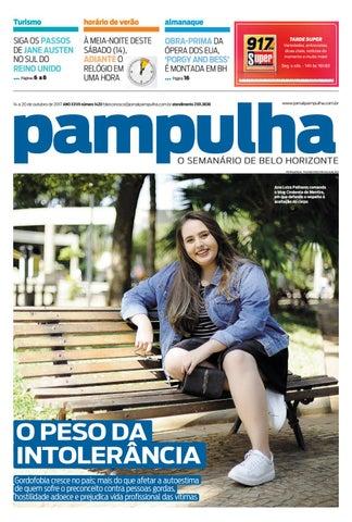 Pampulha, sábado - 14 10 2017 by Tecnologia Sempre Editora - issuu f0175a7389