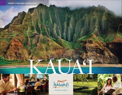 a42fa96d1e92 Meet Hawaii Kauai 2017-2018 by Morris Media Network - issuu