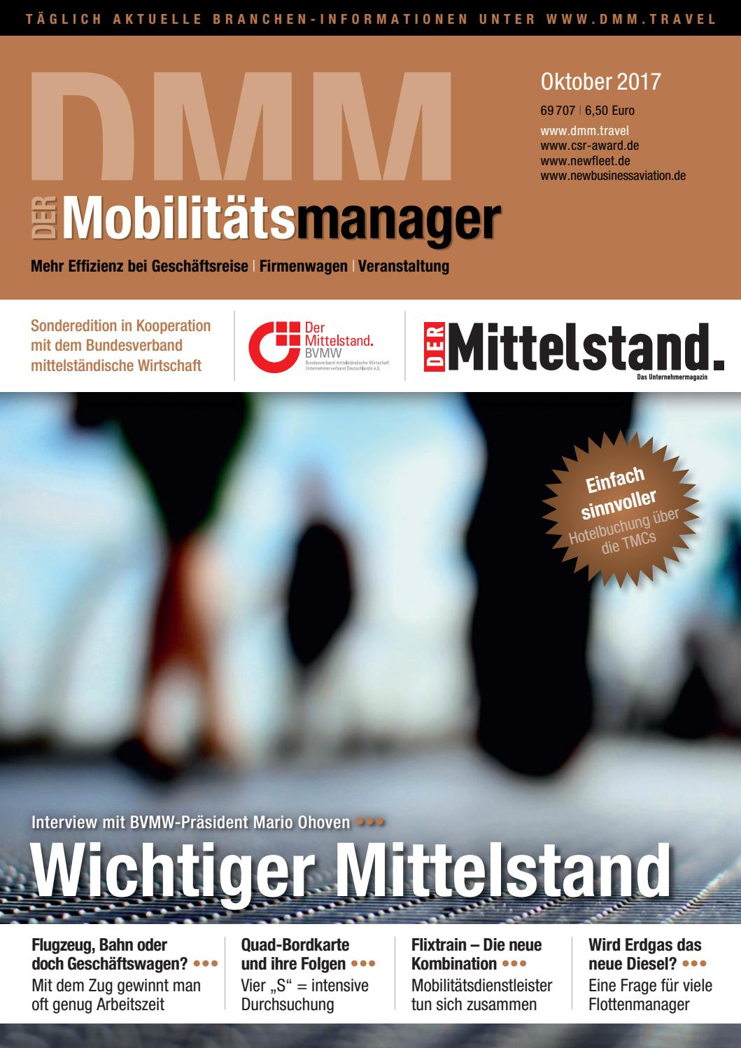 DMM – Der Mobilitaetsmanager 1710 by DMM - issuu