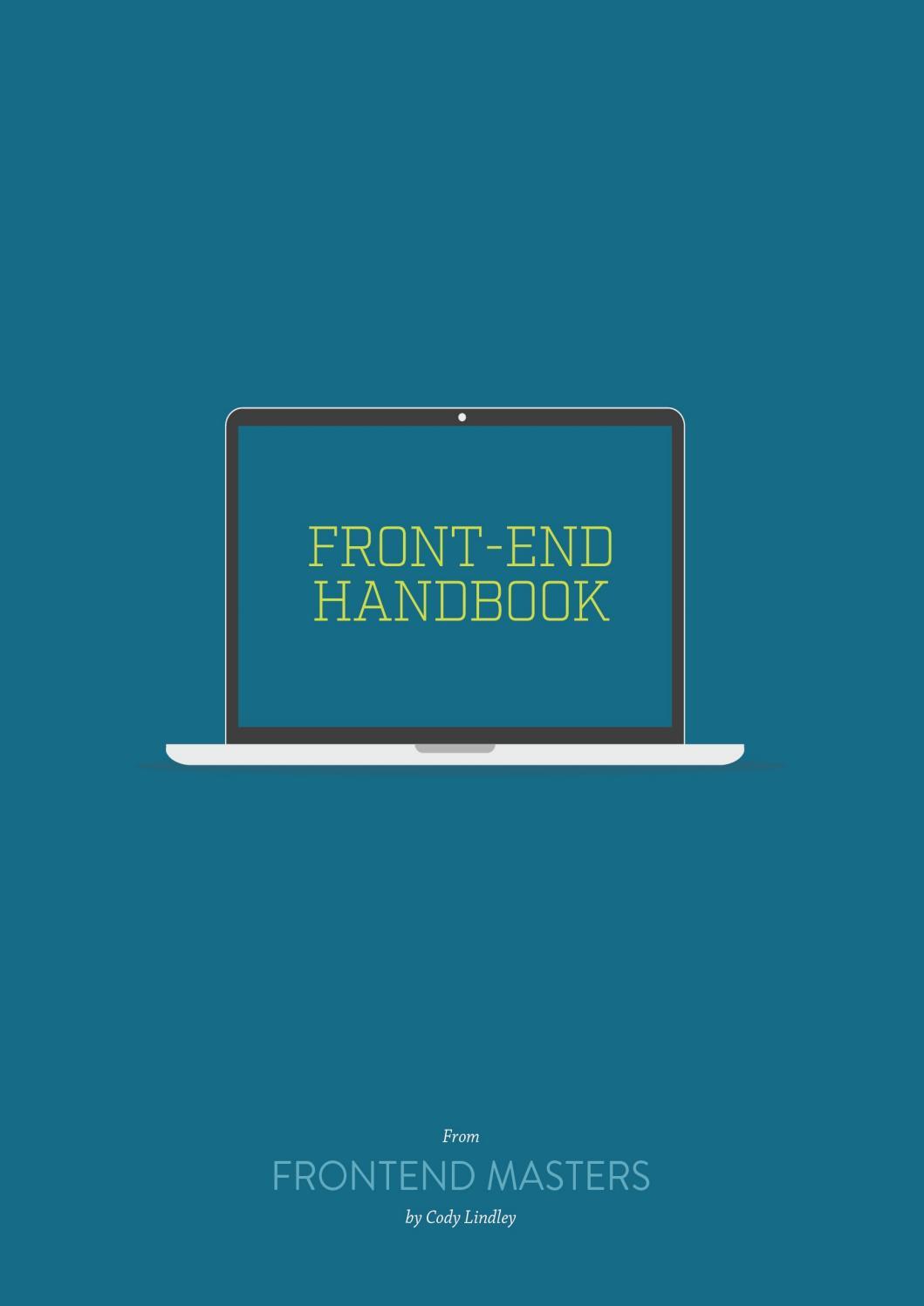 Front end handbook by designerashish - issuu