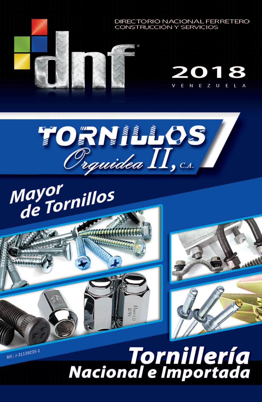 Directorio Nacional Ferretero Y Construcci N 2018 Venezuela By  # Muebles Leviton Rosario