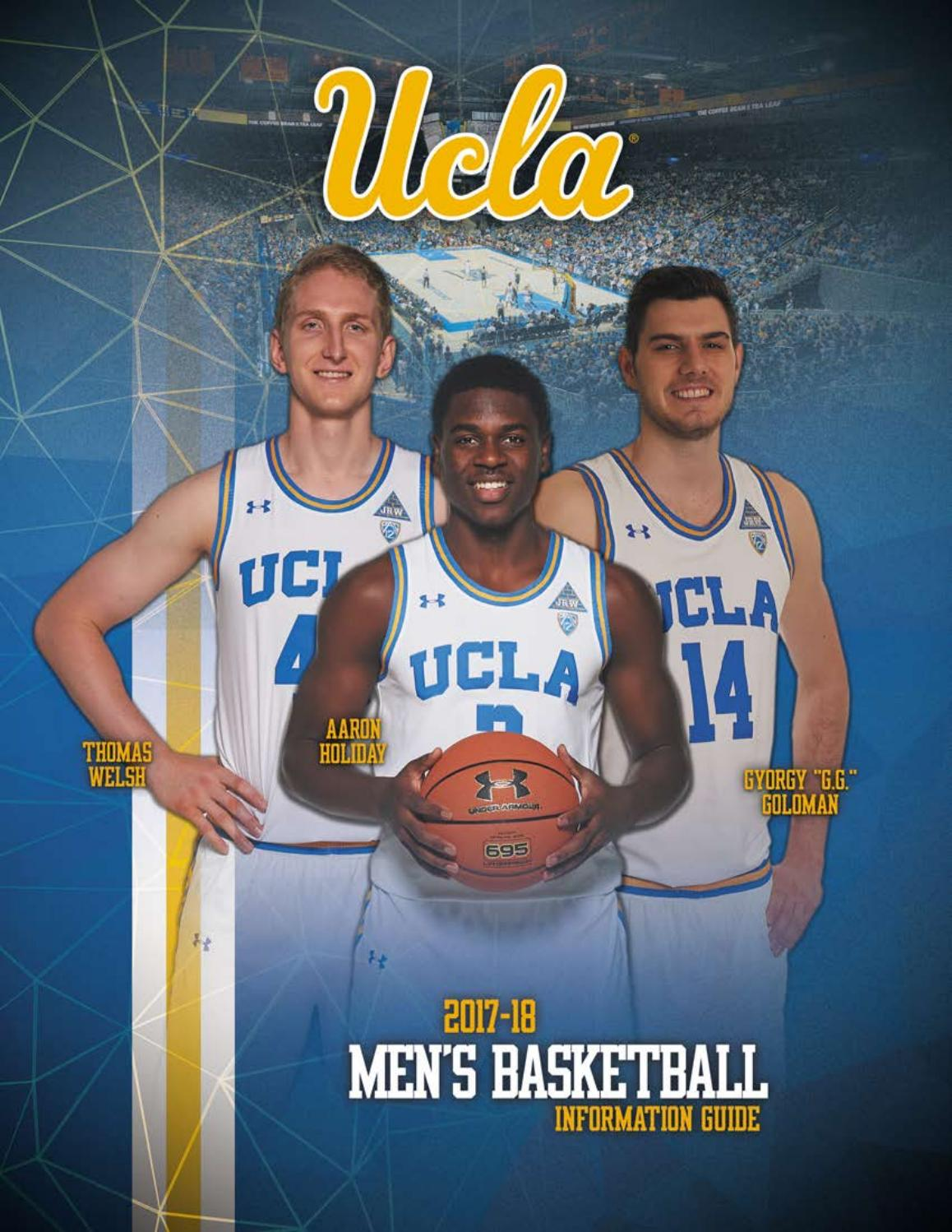 2017 18 Ucla Mens Basketball Information Guide By Athletics Hp Pavilion Dv1000 Dv4000915 Laptop Schematic Diagramct3 Issuu