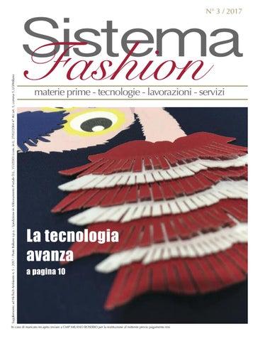 Sistema Fashion numero 3 - 2017 by Sistema Fashion - issuu 8bb2f1fdf0f