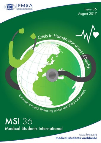 MSI 36 by International Federation of Medical Students' Associations