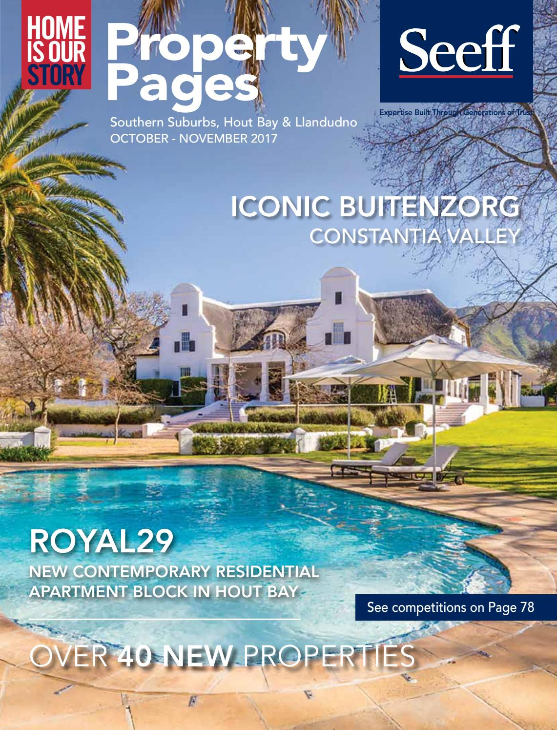 Seeff Property Pages - October / November 2017 by Seeff Southern ...