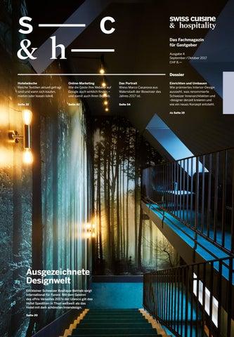 Swiss Cuisine & Hospitality – Ausgabe 5, 2017 by marmite verlags ...