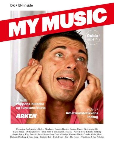 5e90c3af8fd4a3 Katalog  MY MUSIC by ARKEN Museum of Modern Art - issuu