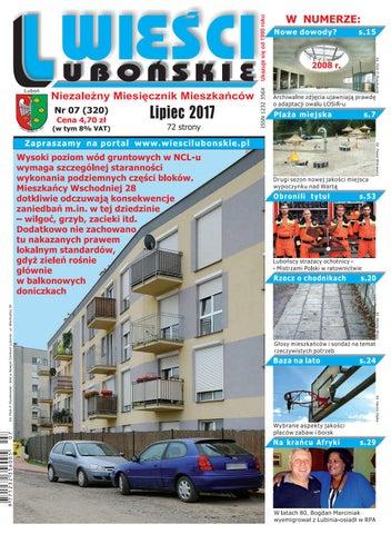 Wieści Lubońskie 201707 By Wiescilubonskie Issuu