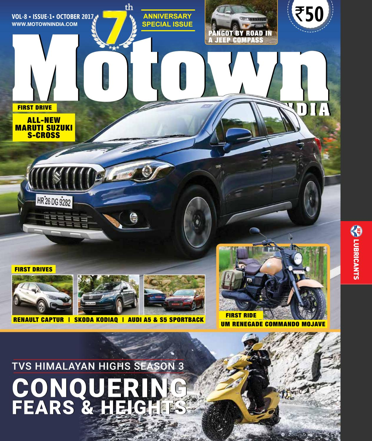 Motown India October 2017 by Motown India - issuu