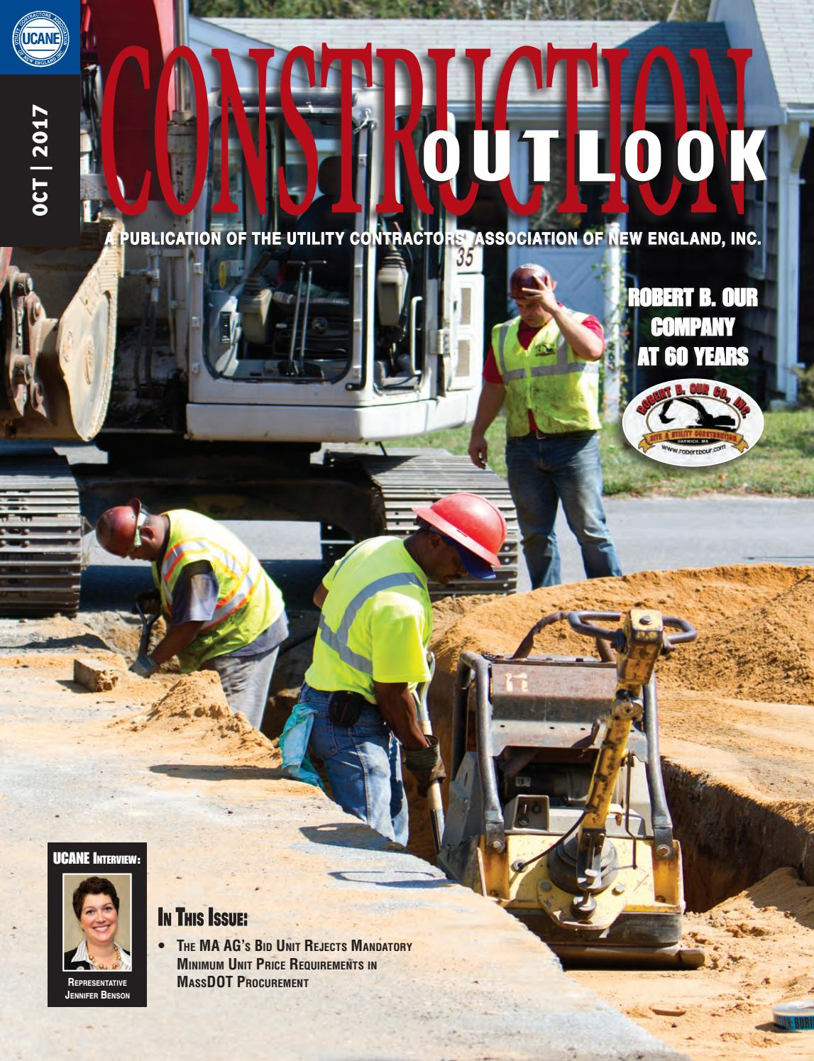 Construction Outlook October 2017 by Ucane - issuu