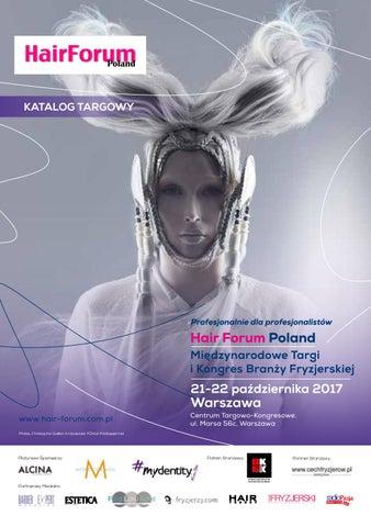 Katalog Hair Forum 2017 By Kamila Jadwicka Issuu