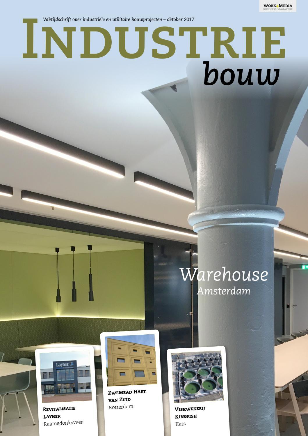 efe269da1c9 Industriebouw Oktober 2017 by Work4Media - issuu
