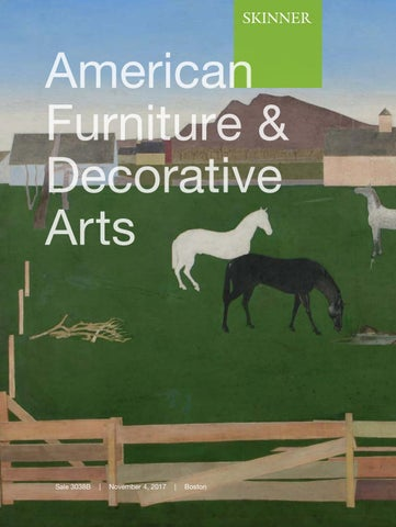 American Furniture Decorative Arts