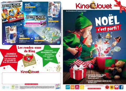 Catalogue jeux et jouets Noël 2017 King Jouet by Yvernault - issuu 351e42c1bf1f