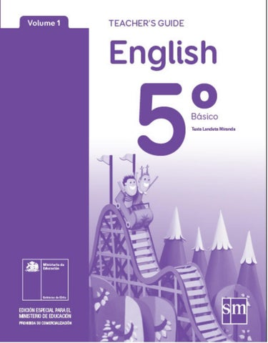 Ingles 5º Basico Urbano Teachers Guide V1 By Francisca Concha Issuu