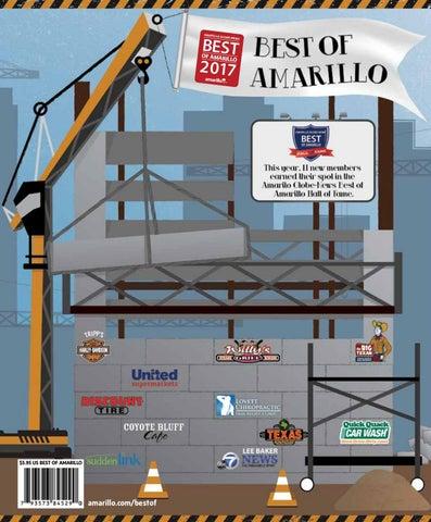 Best Of Amarillo 2017 By Amarillo Magazine Issuu