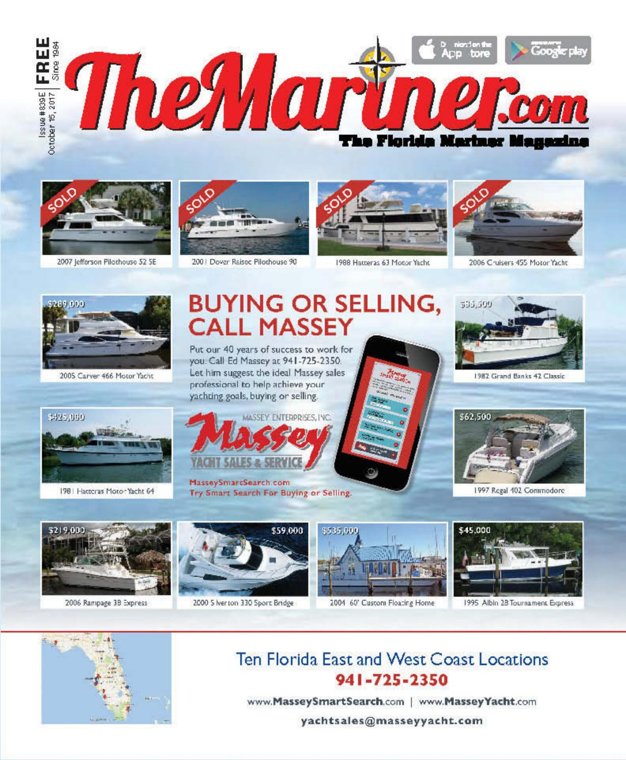Issue 839 by The Florida Mariner - issuu