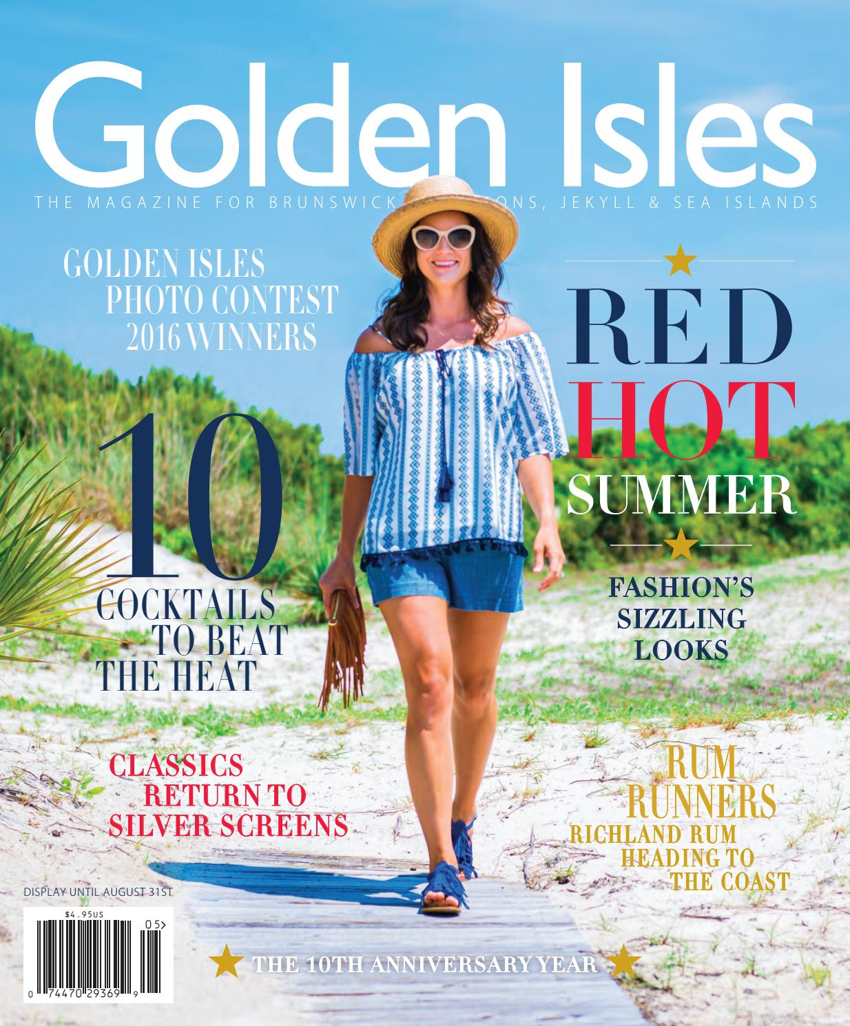 29a2946ec61 July Aug 2016 by Golden Isles Magazine - issuu