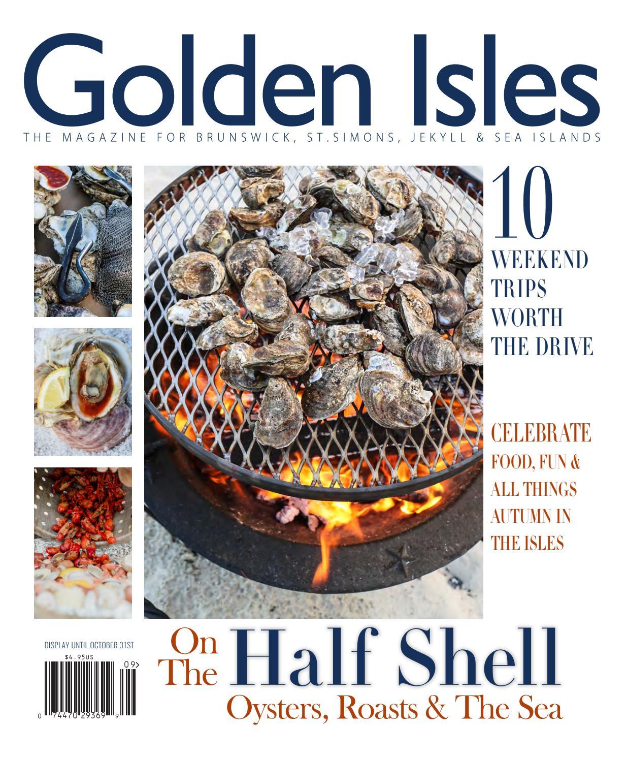 1e76903f93b61 Sept Oct 2016 by Golden Isles Magazine - issuu