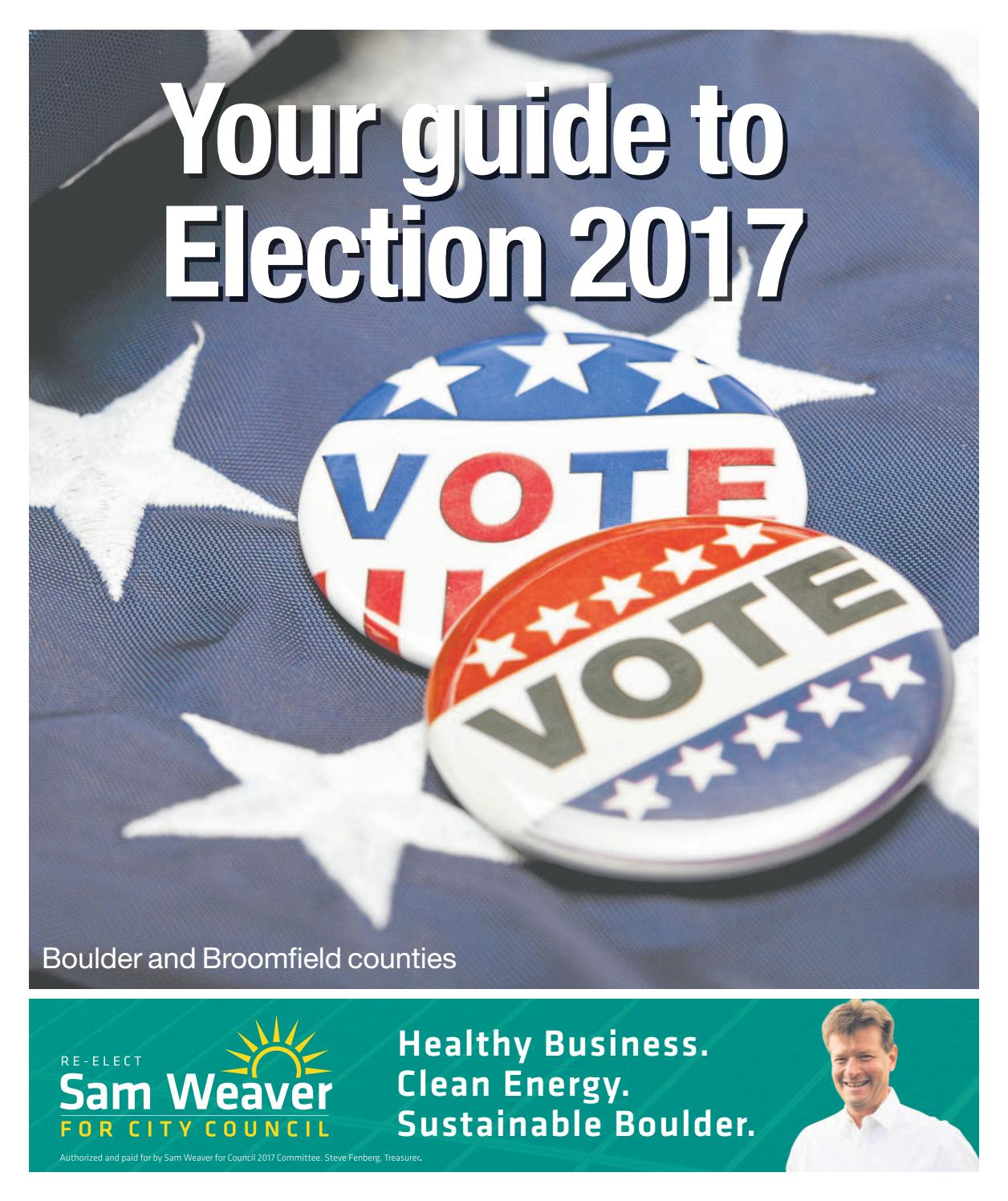 Election Guide 2017 by Prairie Mountain Media - issuu