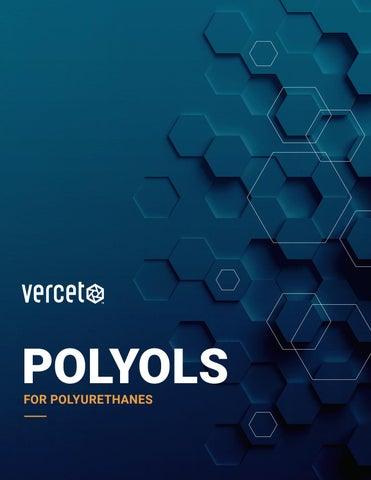 Vercet Polyols for Polyurethanes by NatureWorks - issuu