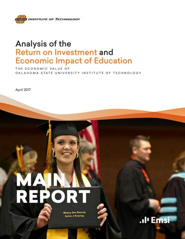 2017 OSUIT Economic Impact Report by Oklahoma State - issuu