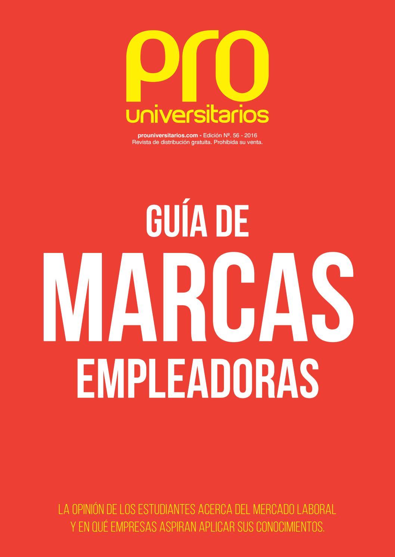 PRO Universitarios #56 by Medios y contenidos - issuu