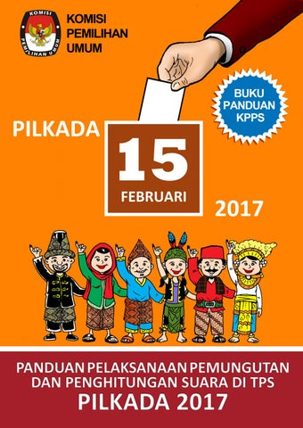Buku Panduan Kpps Pilkada 2017 By Cecep Husni Mubarok Issuu