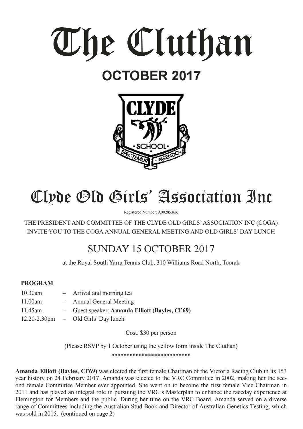 The Cluthan - 2017 Edition by Geelong Grammar School - issuu