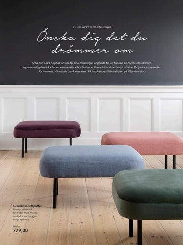 se mobile s strene grenes julkollektion 2017 by s strene grene issuu. Black Bedroom Furniture Sets. Home Design Ideas