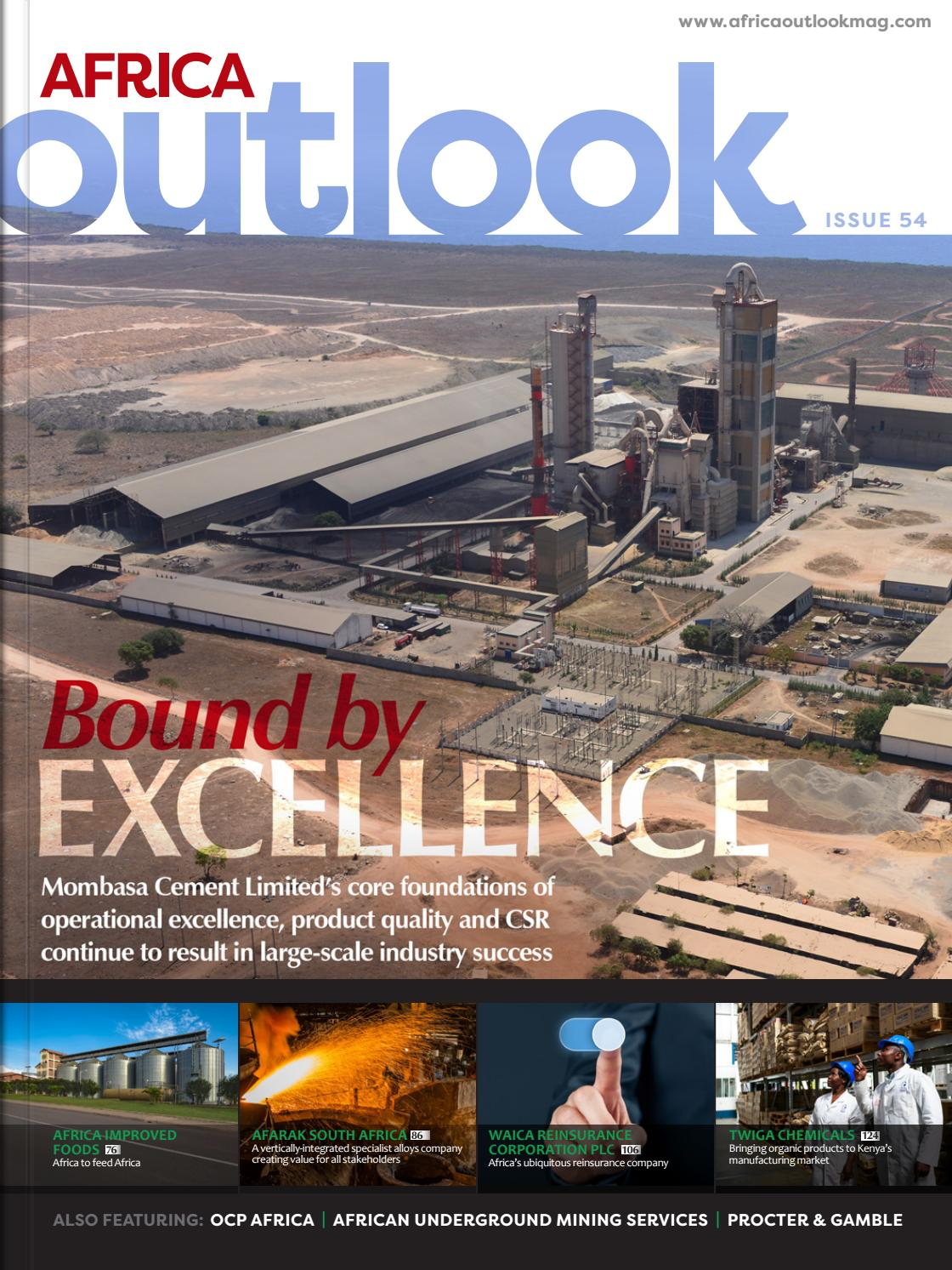 Africa Outlook Issue 54 By Outlook Publishing Issuu