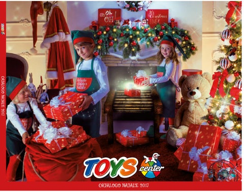 Catalogo Natale 2017 By Toyscenter Issuu