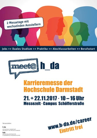 Messeguide hda online by IQB Career Services AG - issuu